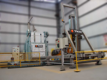 Teknoaustral - Steels hardening automatic equipments